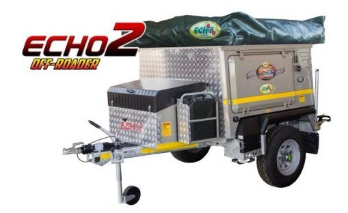 Echo 2 Off-road trailer