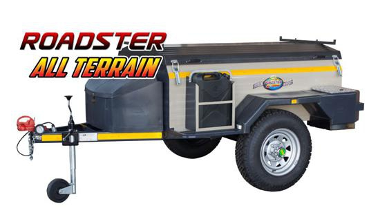 Roadster All terrain trailer