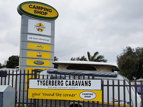 Tygerberg Caravans and Camping Shop