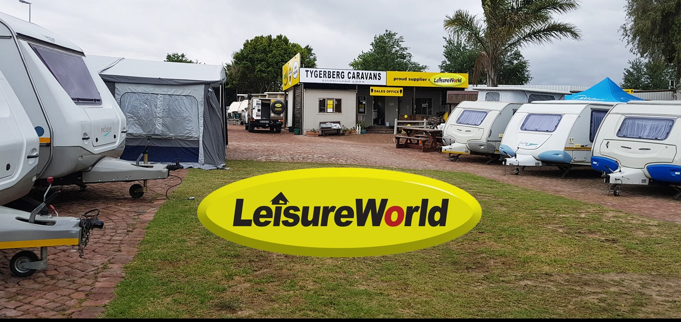 Tygerberg Caravans & LeisureWorld for New & Pre-owned